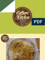Culture Kitchen Pitch Deck