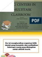 Using Centers in a Multitask Classroom