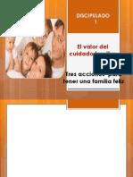 El Valor Del Cuidado Familiar