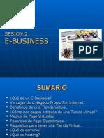 Diplomado en Marketing URP Diapos E-Business Sesion2