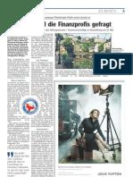 Luxemburger Wort - 17/05/2008 - Jetzt sind die Finanzprofis gefragt