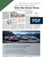 Luxemburger Wort - 18/04/2008 - Partner fürs Geben über Grenzen hinweg