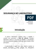Segurança do Trabalho em Laboratórios (1)