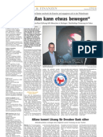 """Luxemburger Wort - 22/05/2008 - """"Man kann etwas bewegen"""""""
