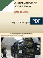 SIGP - Cetro de Datos