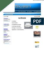 Zircone Dentaire CAD CAM
