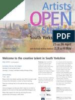 Open Up Brochure 2009