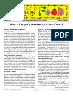 GDAF Newsletter Vol1 1
