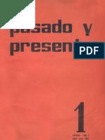 Pasado-y-Presente-primera-epoca-nº-1-1963