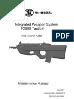 108973403 F2000 TM F Maintenance Manual TAC English