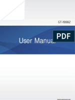 Samsung Galaxy Grand Duos I9082 - User Manual Download