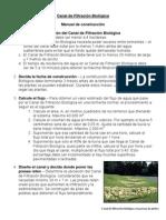 Diseno_CanalDeFiltracionBiologica