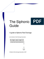 SRDA_A Guide to Siphonic Drainage_2007