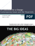 art education for a change presentation