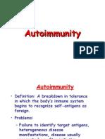 Auto Immunity