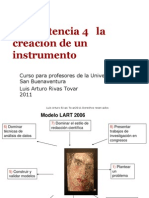 Competencia 4 La Creacion de Un Instrumento de Recoleccion de Datos