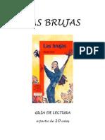 Guia de Lectura LAS BRUJAS Biblioteca