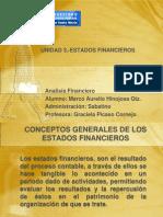 UNIDAD3.- Edos Financieros PPT
