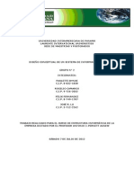 Diseño Conceptual de un Sistema de Información TPS