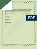 Bitacoras Proyecto 1,l
