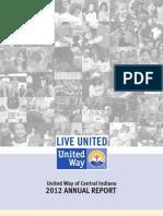 2012 UWCI Annual Report