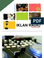Pengantar Iklan Radio