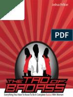 The Tao of Badass (Joshua Pellicer) PT-BR Mannish Newww