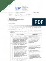 Penjelasan Pelaksanaan UN 2013