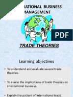 Unit 1 5 Trade TheoriesS