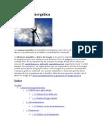 Eficiencia energética-Energias renobables