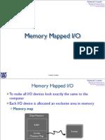 Memory Mapped IO Very Good