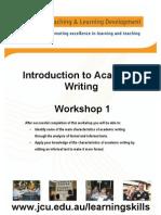 1 Intro Academic09