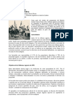 Reforma Agraria en Bolivia