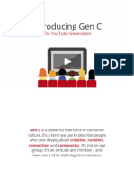Introducing Gen C, the Youtube Generation