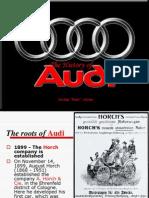 Audi Presentation