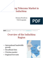 Telecoms Market Indochina