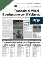 SHOW DI TROCCIOLA