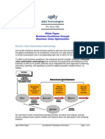 APLy Thought Leadership White Paper - Business Excellence