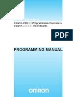 W364 E1 05+CGM1H Series+ProgramManual[1]