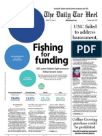 The Daily Tar Heel for April 2, 2013