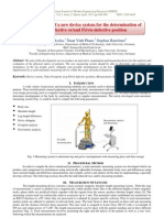 Development of a new device system for the determination of 