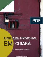 UNIDADE PRISIONAL EM CUIABÁ
