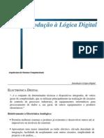 Arquitectura de Sistemas Computacionais CET Gouveia 08 09