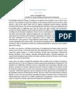 Training Impact Assessment