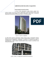 Az IMS vázszerkezetű épületek korróziós károsodása és megerősítése