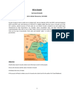 GIS in Kuwait - Alrukaibi