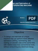 DAF Review 3 (Multi Operating Machine)