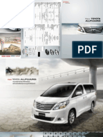 Alphard2012 Brochure