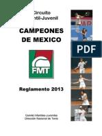 3 Reglamento CCM FMT 2013 (1)