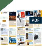 Aula Cultura-Murcia. Programación Abril 2013. Obra Social. Caja Mediterráneo